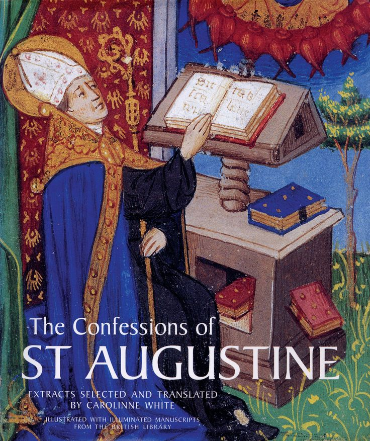 The Confessions of St. Augustine This book is available for sale in the US and…