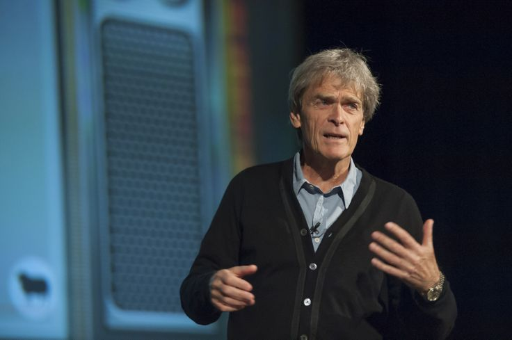 Sir John Hegarty at the 2012 Festival