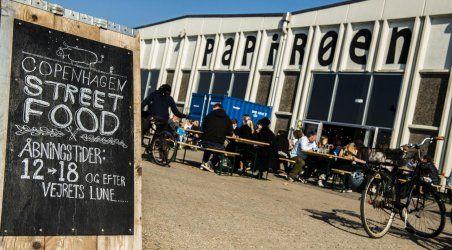 Papirøen Copenhagen Street Food - Street food market
