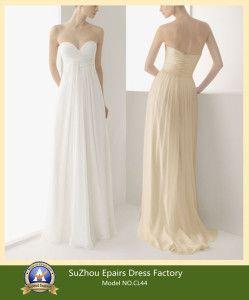 Elegant Long Evening Dress Formal Gown (CL44)