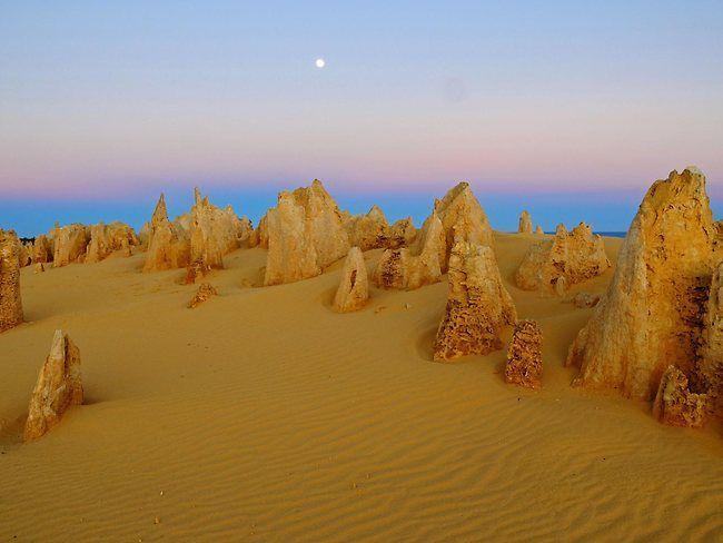 Pinnacles   World's most dramatic landscapes   thetelegraph.com.au #Australia