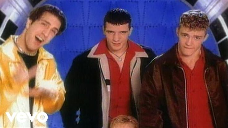*NSYNC - I Want You Back /// LOVED IT THE MOMENT I HEARD IT