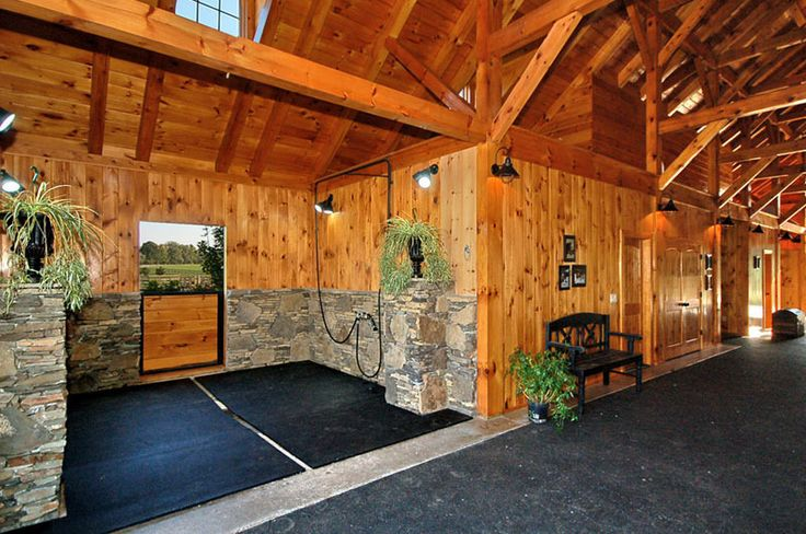wash bay :)) love this idea for a wash area for the horses n ponies
