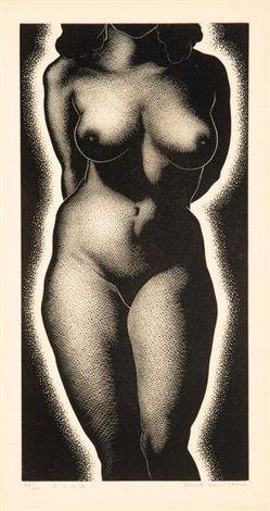 Anna by Paul Landacre