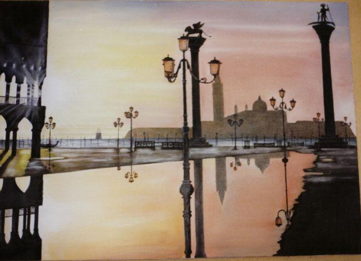 Venezia dopo la pioggia