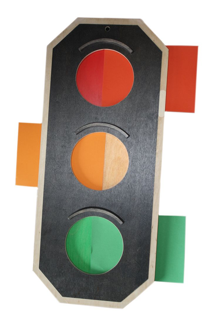 Stoplicht voor coachingsdoeleinden via www.ninico.nl
