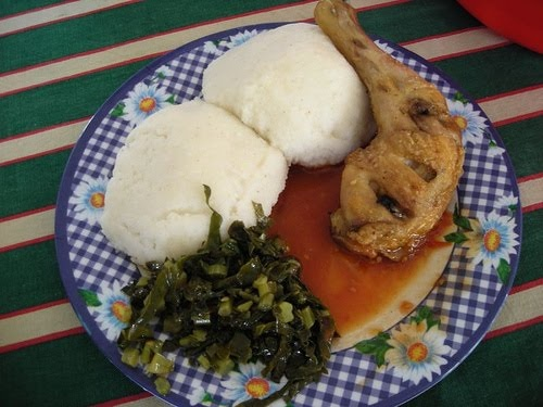 femonomics: Recipe Fridays: How to cook (and eat) Zambian food