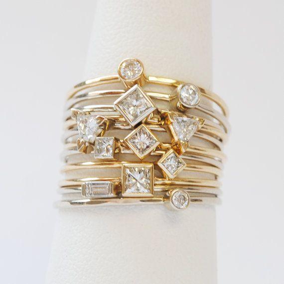 diamond stack
