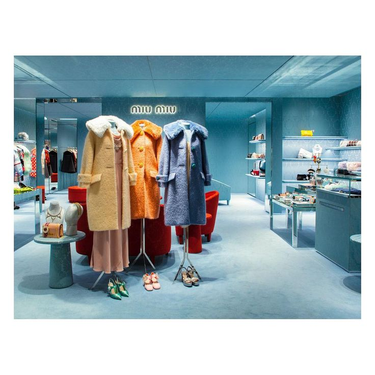 "GALERIES LAFAYETTE, Paris, France, ""Delicious Autumn/Fall"", for MIU MIU, pinned by Ton van der Veer"