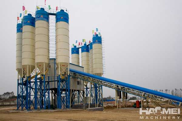 professional concrete batching plant quick concrete batching plant ready concrete batching plant ready mix concrete batching plant for sale Feel free to contact me by email: sales@haomei.biz or visit our website: www.haomeimachinery.com