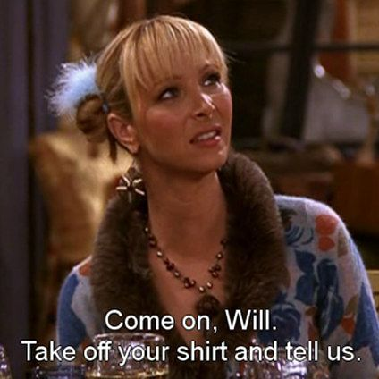 "26 ""Friends"" Moments That Are Peak Phoebe Buffay"