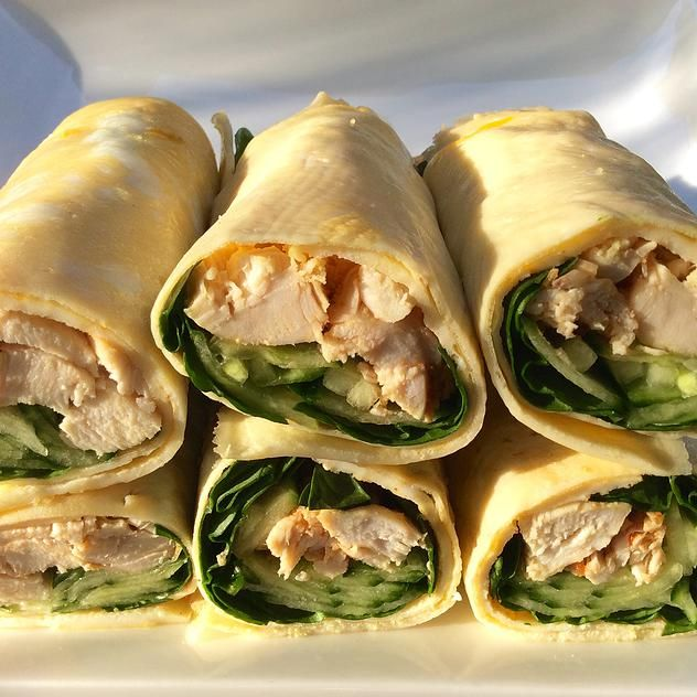 Fuel Fit | Chicken Eggrolls