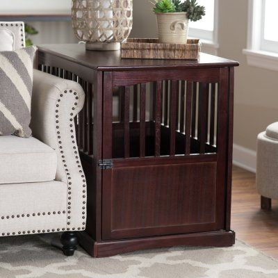 Newport Pet Crate End Table   600 44P. Best 25  Crate end tables ideas on Pinterest   Wood crate table