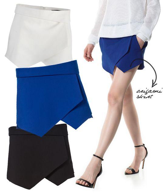 Best 25+ Origami skirt ideas on Pinterest | H&m origami ... - photo#3