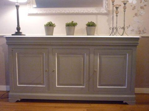 Les 18 meilleures images à propos de relooking meubles sur Pinterest - Repeindre Un Meuble Vernis En Bois