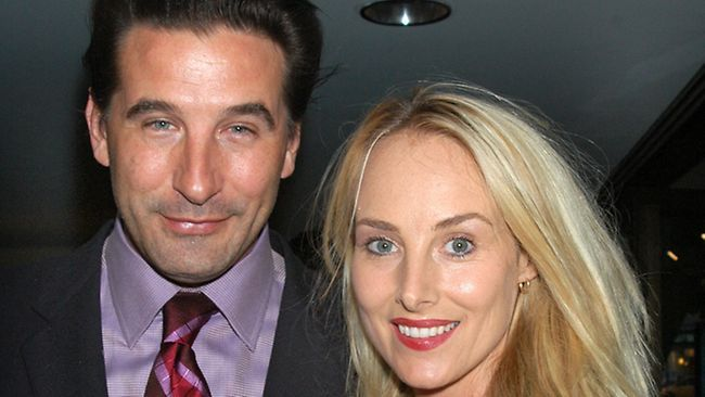 Billy (William)  Baldwin turns 51 today.   He was born 2-21 in 1963.  He is part of the acting brothers family that include Alec, Daniel and Stephen Baldwin. Billy is shown here with wife Chynna Phillips (of Wilson Phillips fame)