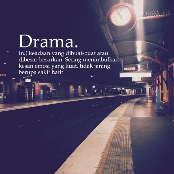 Meme Kamus: Drama