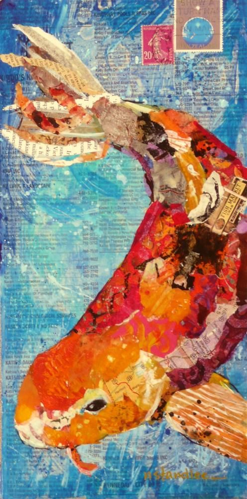 157 best images about collages on pinterest collage for Koi for sale houston