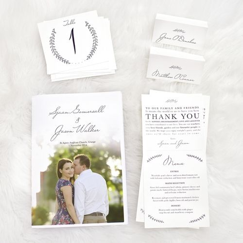 Wedding stationery package by @essenceaus   #wedding #weddingstationery #graphicdesign #invitations #custominvitations #printablestationery