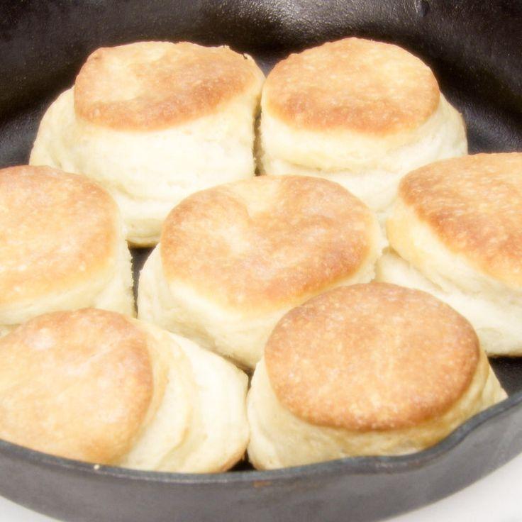 Trisha Yearwood's Angel Biscuits