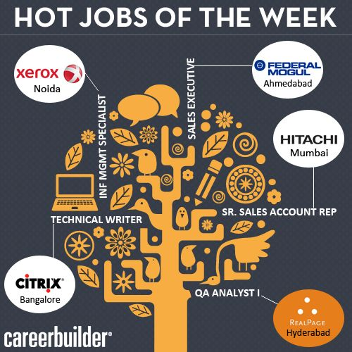 Hot #Jobs Of the Week! Upload your #Resume NOW@ careerbuilder - career builder resume