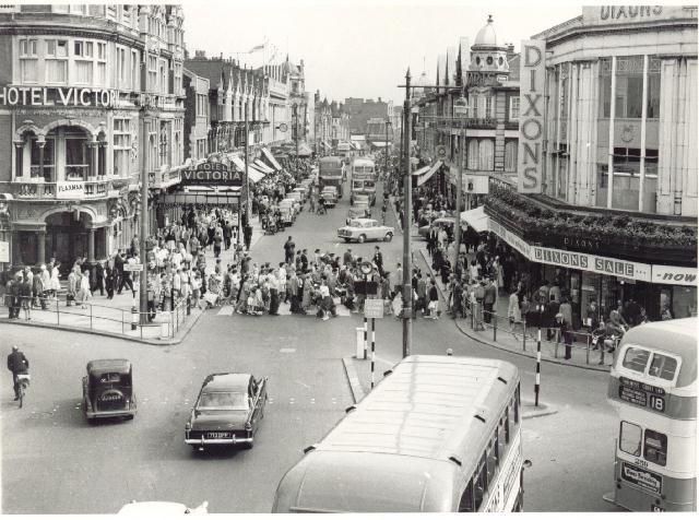 Southend High Street 1963