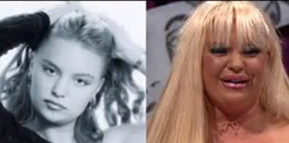 Finnish escort Johanna Tukiainen, who shot to fame after a sex scandal with the …