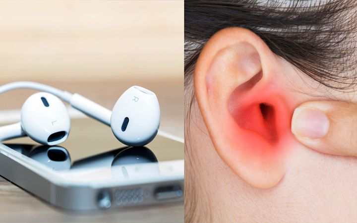 Earphones have a dangerous impact on your brain and ears