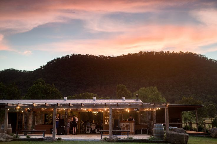 Adams Peak reception venue // Hilary Cam