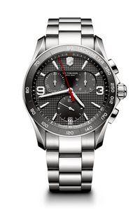 Pánske Hodinky Chrono Classic 241656  Swiss-made quartzový strojček ETA G10.211, Presnosť merania chronografu až 1/10 sekundy, tachymeter, priemer: ø 41 mm