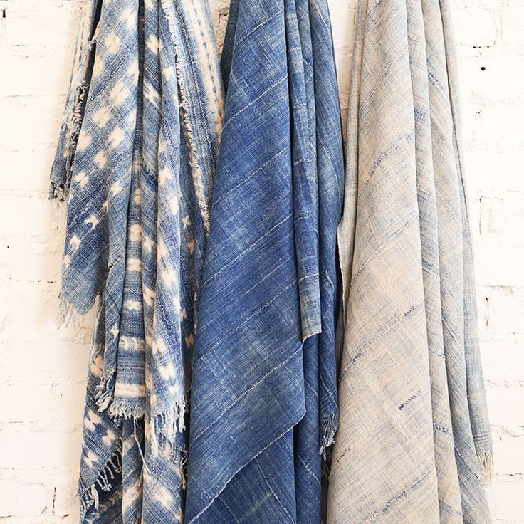 Indigo Mud Cloth – General Store