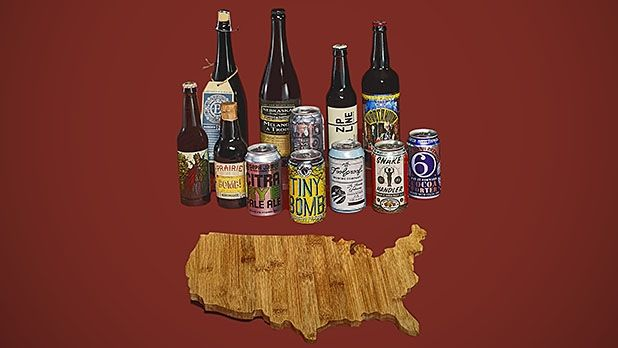 Our team of experts scoured the country to find the most delicious ales and lagers in all 50 states.