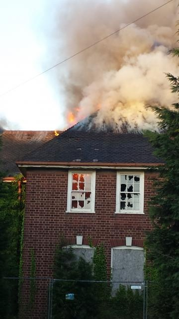 Fire at Father Hudsons Complex, Coleshill - Page 3