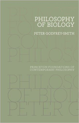 Philosophy of Biology (Princeton Foundations of Contemporary Philosophy), Peter Godfrey-Smith - Amazon.com