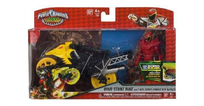 Power Rangers Dino Stunt Bike Just $7.49 At Target! Down From $15! Today Only!