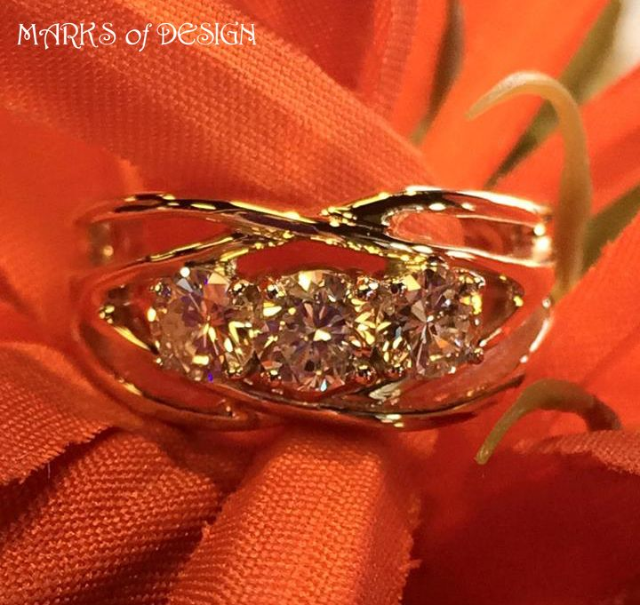 Cute Marks of Design of Shelton Connecticut offers the latest engagement ring designs fine diamonds custom jewelry and jewelry repair