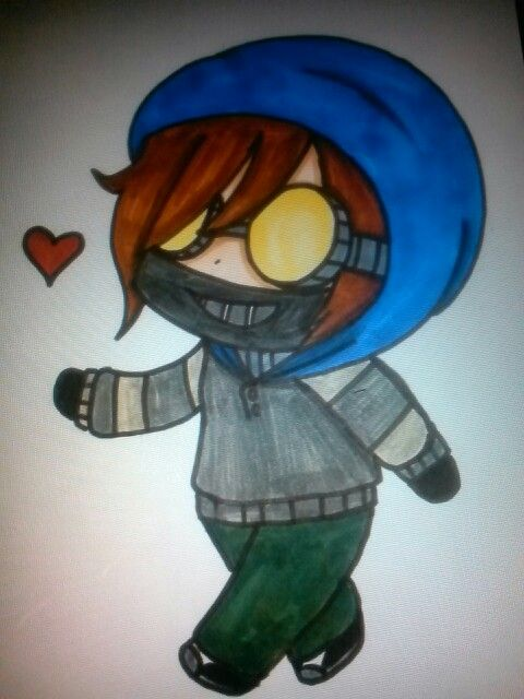 Ticci toby | Creepypasta O.O | Pinterest | Chibi, So ...