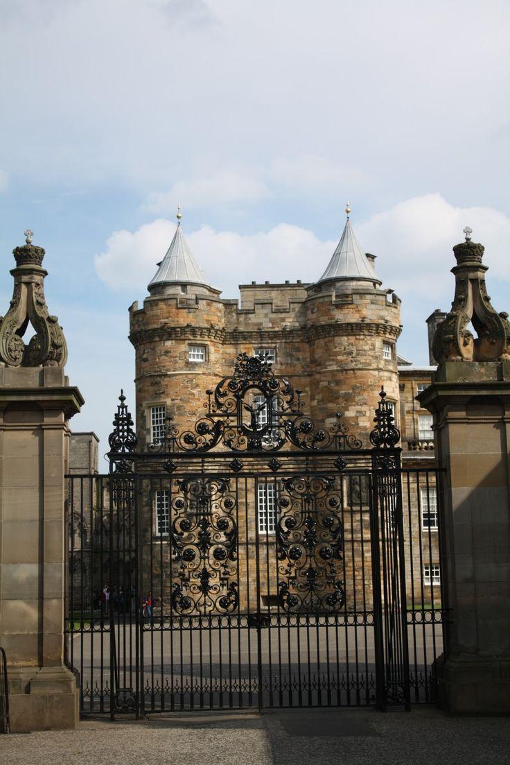 The Palace of Holyrood House ~ Edinburgh, Scotland