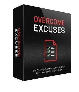 Overcome Excuses GOLD