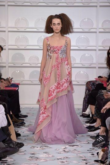 Bertrand Guyon's second Haute Couture collection for Schiaparelli - Silhouette 35
