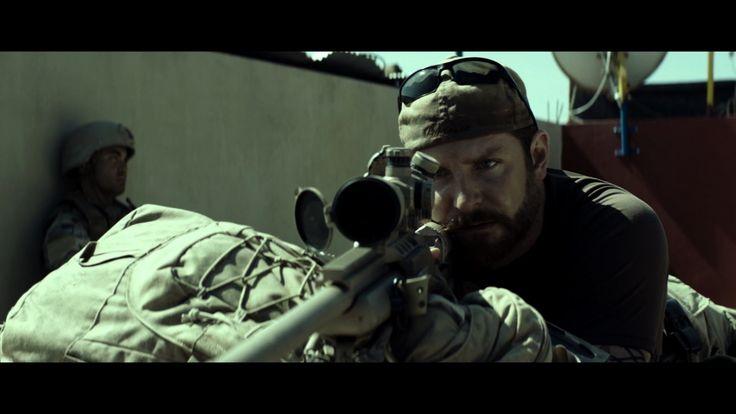 #AmericanSniper è il nuovo film di #ClintEastwood con #BradleyCooper,  #SiennaMiller, #JakeMcDorman, #LukeGrimes, #NavidNegahban e #KeirODonnell dal 1 gennaio al cinema!