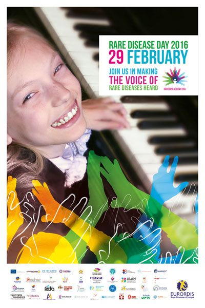 "I am very excited to make Rare Disease Day 2016 the focus of my first post for Scleroderma News. What is Rare Disease Day? From Eurordis.org: ""Held each year on the last day of February, Rare Disease Day is an annual awareness-raising event coordinated by EURORDIS. The main objective of Rare Disease Day is to raise …"