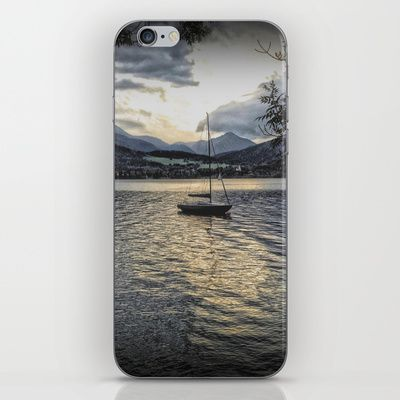 Misty Waters iPhone & iPod Skin by AngelEowyn - $15.00