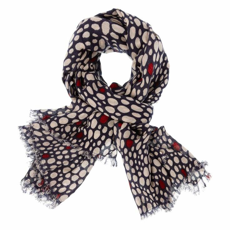 MYNUKA shawl rode stip