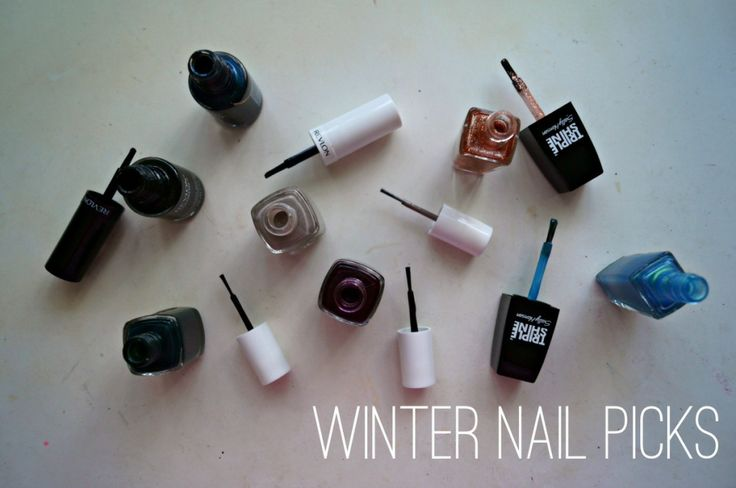 Winter Nail polish