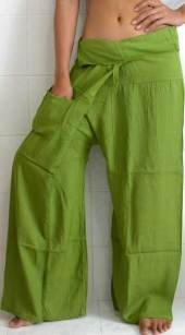 love the fisherman pants.  and of course the unique quality of bugak in this color suits me fine
