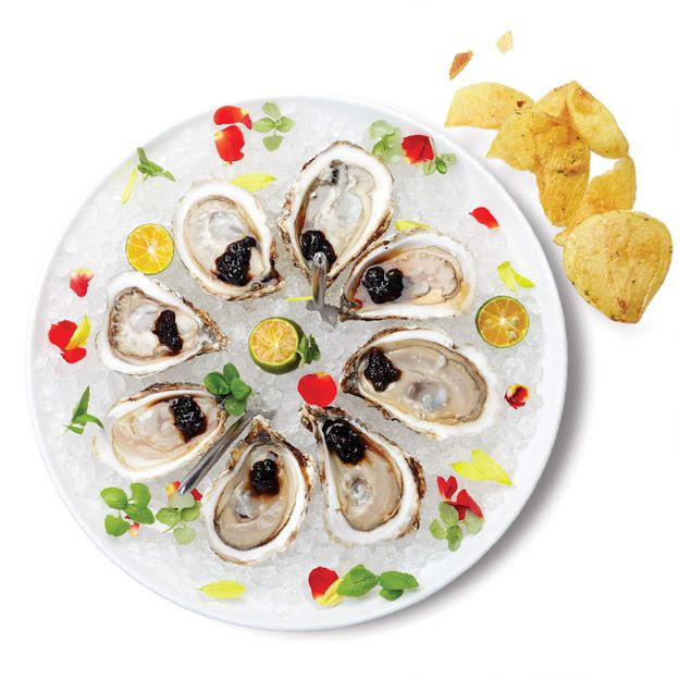 5 fun ways to prepare PEI oysters!