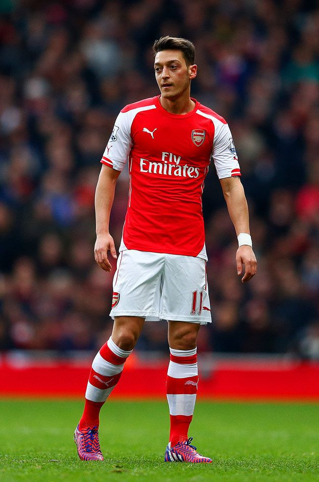Mesut Ozil | These Are The Hottest Soccer Players In The World