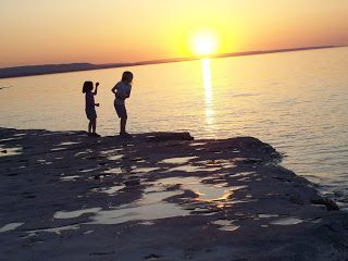 Fun things to do with kids: Craigleith Provincial Park - Collingwood area