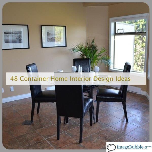 48 Container Home Interior Design Ideas Home Interior Design